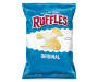 Ruffles Original Potato Chips 9 Ounce Plastic Bag