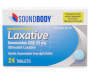 SB MAX LAXATIVE 24CT TAB 25MG