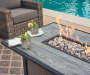 SHADOW CREEK FIRE PIT TABLE