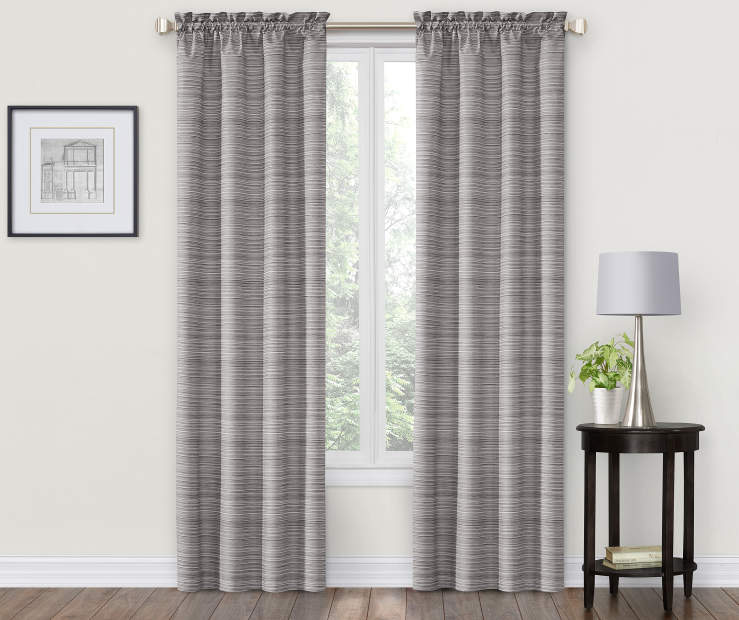 SUNDOWN TAURI THERMAL PAIR 84IN PEWTER