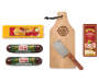 Sausage and Cheese Gift Set with Cutting Board Silo Out Of Package