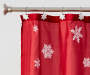 Scenic Tree Shower Curtain and Hooks Set lifestyle bathroom