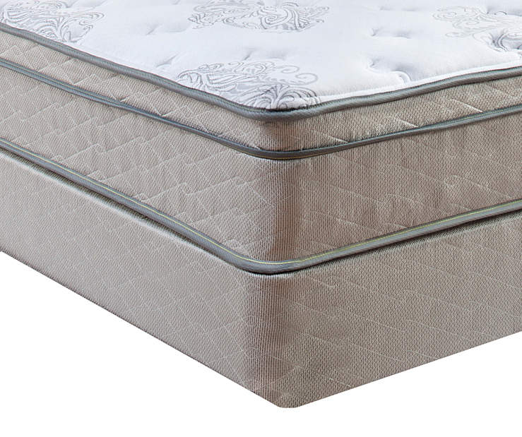 Serta Perfect Sleeper Davis Euro Top Queen Mattress Set
