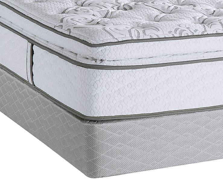 Serta Perfect Sleeper Harmon Queen Mattress Set Big Lots