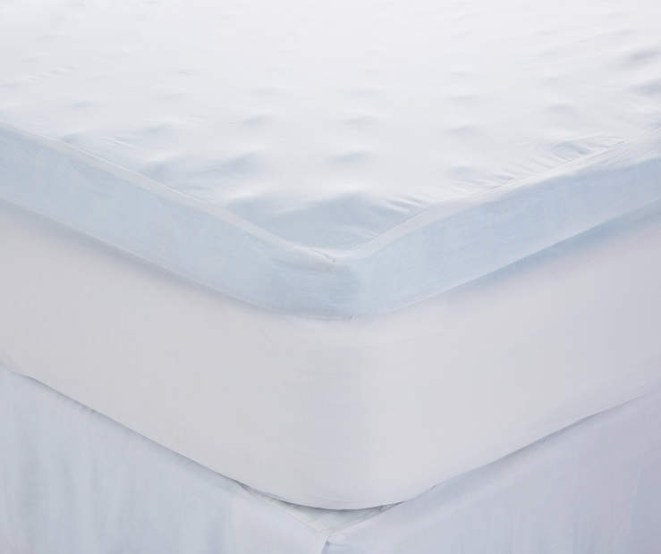 Sertarest 3 Gel Memory Foam Mattress Toppers Big Lots