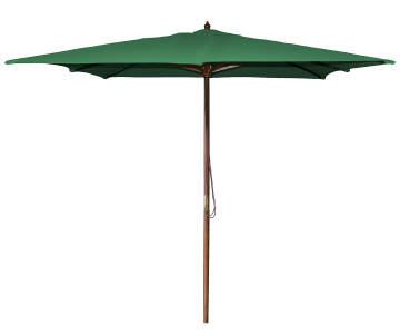 Non Combo Product Ing Price 59 99 Original List Shamrock Green Square Wood Market Patio Umbrella