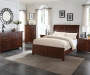 Sidney queen bed lifestyle