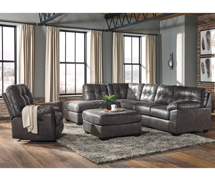 Ashley Furniture Living Room Sets: Signature Design By Ashley Fallston Living Room Collection