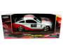 Silver and Red Ford Mustang GT Remote Control Racing Car Silo In Package