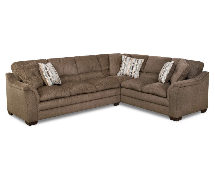 Simmons Big Top Living Room Sectional
