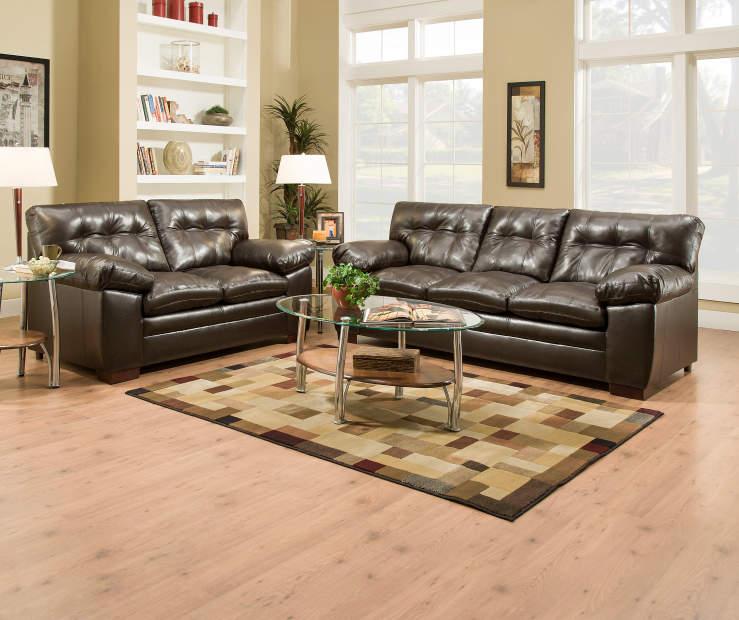 Nice Living Room Furniture Sets: Simmons Bishop Living Room Furniture Collection