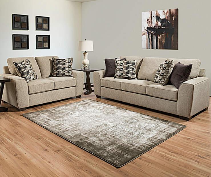 Simmons Horizon Living Room Collection