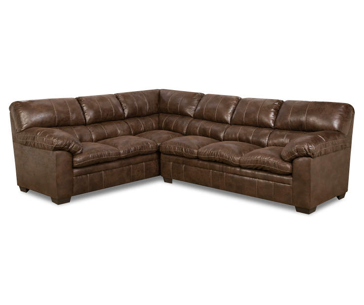 Small Corner Sofa No Arms: Simmons Top Gun Living Room Sectional