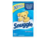 Snuggle Blue Sparkle Fabric Softener Dryer Sheets 80 ct Box