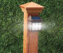 Solar Deck Light 4 Piece Set lifestyle