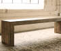 Sommorford Brown Dining Bench lifestyle