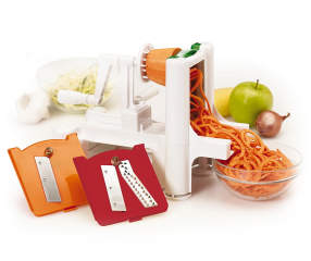 Farberware Spiral Veggie Slicer - Big Lots