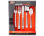 Stainless Steel Addison 20 Piece Flatware Set in Package Silo Image
