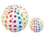 "Summer Waves Classic Beach Ball Set 2-pack 42"" & 20"""
