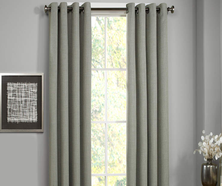 Sundown Atticus Blackout Grommet Window Curtain