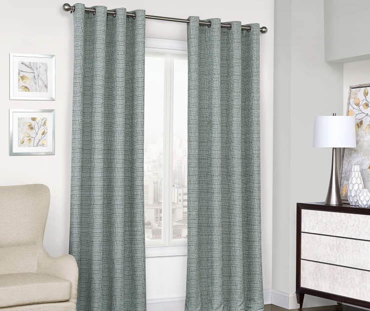 Sundown Etta Blackout Grommet Window Curtain