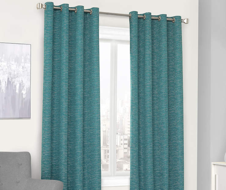Sundown Farron Blackout Grommet Window Curtain