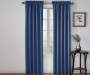 Sundown Gisele Thermaback Blackout Window Curtain Panel