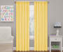 Sundown Kids Magnolia Thermaback Blackout Window Curtain Panel