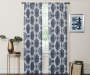 Sundown Olina Thermaweave Room-Darkening Window Curtain Panel