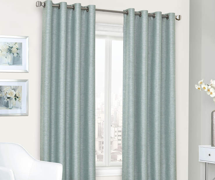 Sundown Roscoe Blackout Grommet Window Curtain