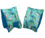 Swim School Shark Soft Fabric Arm Floats silo front