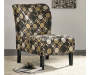 TIBBEE PEBBLE ACCENT CHAIR