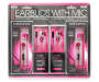 Talktunes Pink Stereo Earbuds 4-Pack Silo In Package