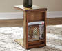 Tamonie Brown Chairside C End Table lifestyle