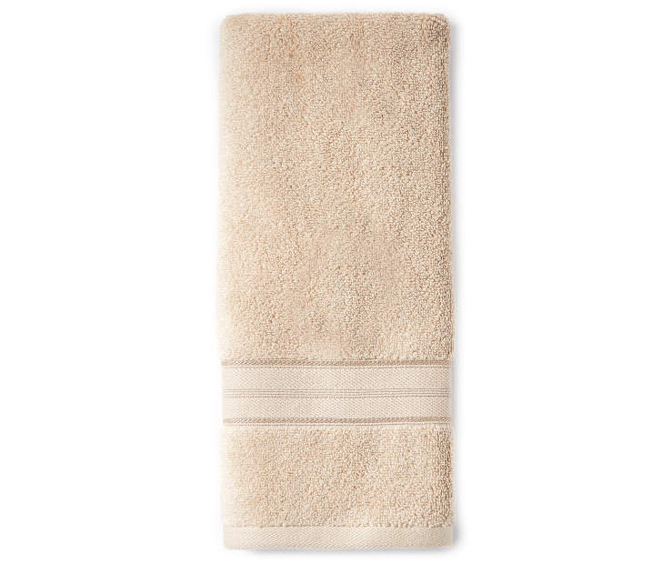 Tan Hand Towel silo front