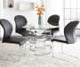 Tayside Dining Chairs with Table Lifestyle