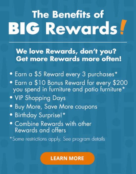 The Benefits of BIG Rewards