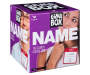 The Name Celebrity Guessing Game Cube Silo Image Angled View Packaging