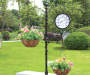 Thermometer Plant Stand with Hooks lifestyle