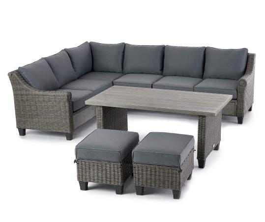 Broyhill Legacy Thornwood 5 Piece All, Broyhill Patio Furniture