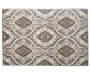 Timeless Medallions Gray and Cream Accent Rug 2 feet 6 inch x 3 feet 10 inch silo front