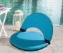 Turquoise Foldable Lounge Chairs 2 pack environment