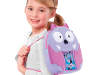 Vampirina Bootastic Backpack 5 Piece Set silo front on model