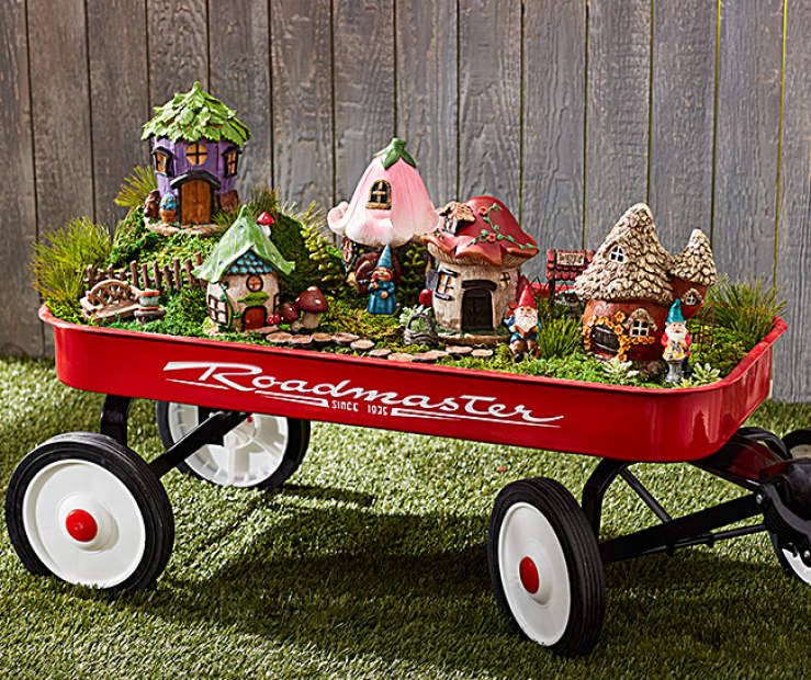 Magical Fairy Garden Designs: Village Of Enchantment Fairy Garden Collection