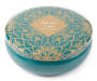 WDL 12OZ CANDLE TIN AQUA