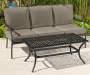 WILLOW LAKES SOFA / COFFEE TABLE