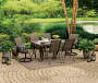 WILSON FISHER PATIO RUG SHADOW CREEK 6X9