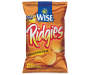 WISE CHED & SC RIDGIE CHIP 4.5 OZ