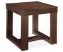 Watson Dark Brown End Table silo front