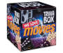We Love Movies Trivia Game Cube silo front